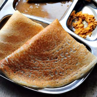 Dosa Batter With Urad Flour & Rice Flour (No-Grind Dosa Batter Recipe)
