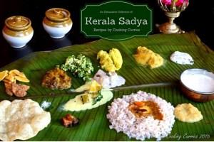 Kerala Sadya Recipes