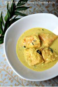 Fish Molee – Kerala Style Fish Curry with Coconut Milk