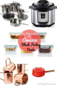 Cooking Curries Recommends : Amazon Black Friday Deals