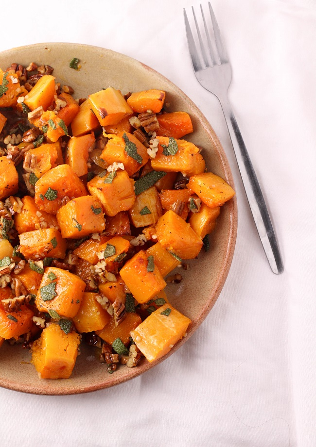 how to prepare and cook butternut squash