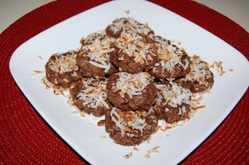 Medium Of German Chocolate Cookies