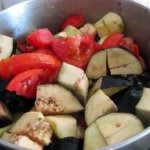 Summer Ratatouille with Eggplant and Zucchini