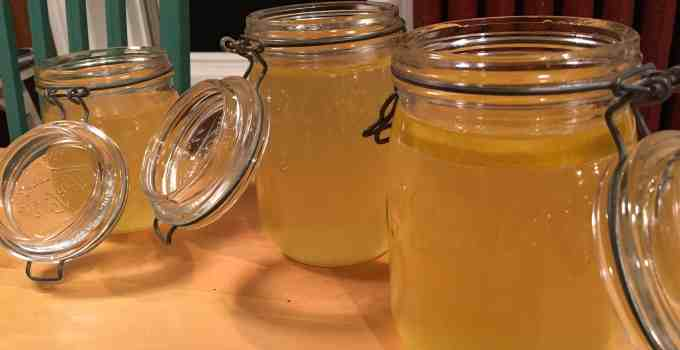 Chicken Stock, often a key player in soups.