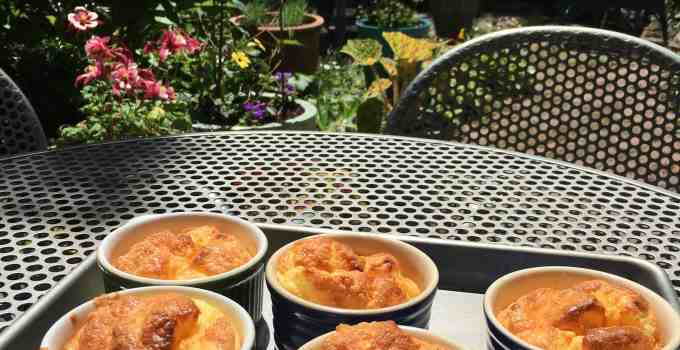 A Cheese Soufflé to Make Your Day