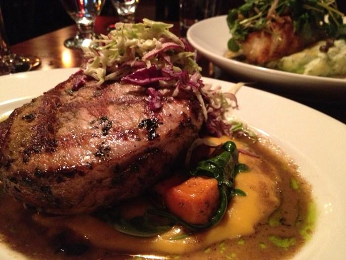 Atria: Jerk Pork Chop