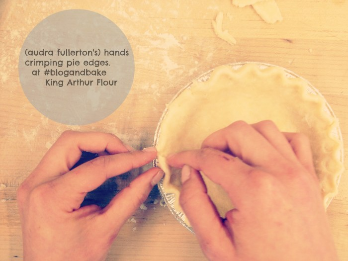 Blog and Bake at King Arthur Flour 2