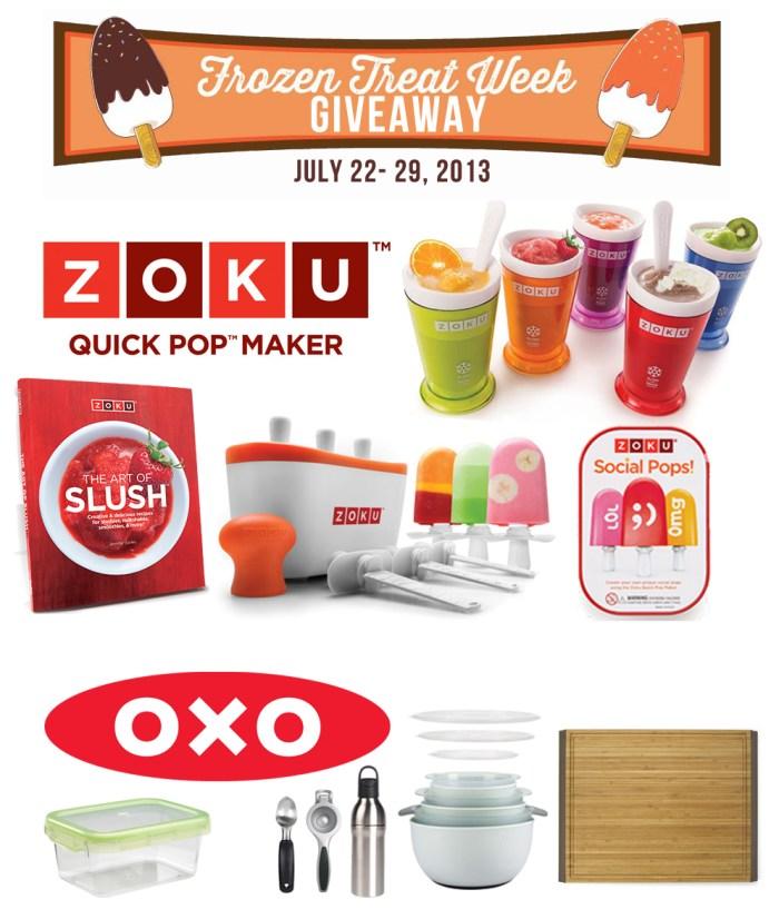 zoku OXO giveaway