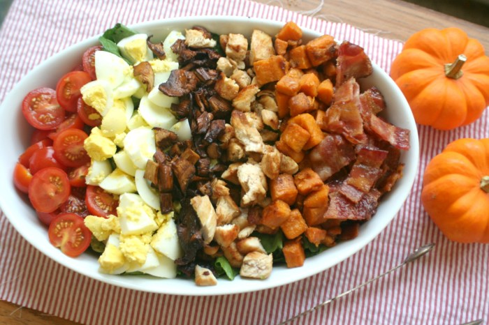 Harvest Cobb Salad7