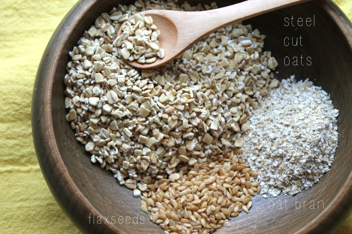 DIY Instant Oatmeal Packets Oats