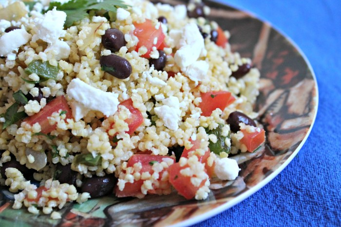 Mexican Millet Salad recipe 1