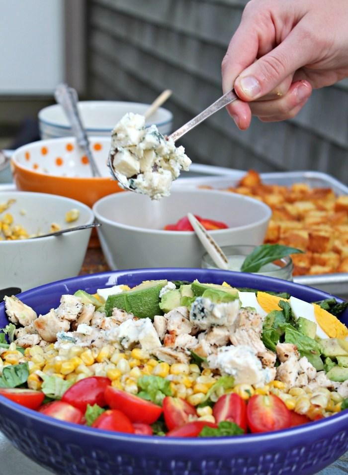 Summer Cobb Salad 003