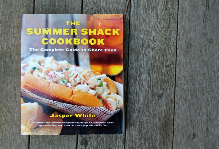 Summer Cookbooks 01