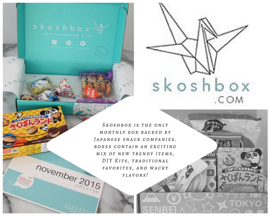 Skosh Box Subscription Box