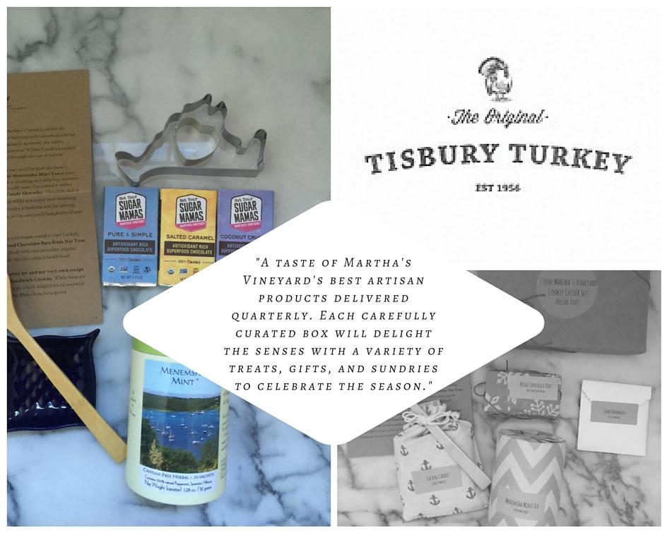 Tisbury Turkey Subscription Box