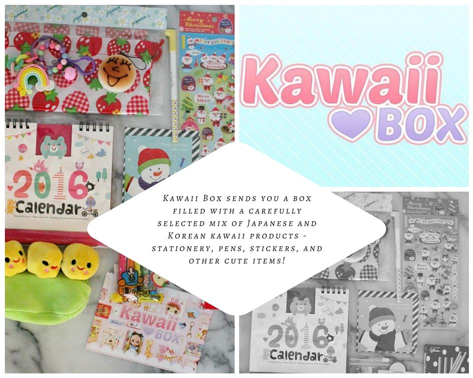 Kawaii Box Subscription Box