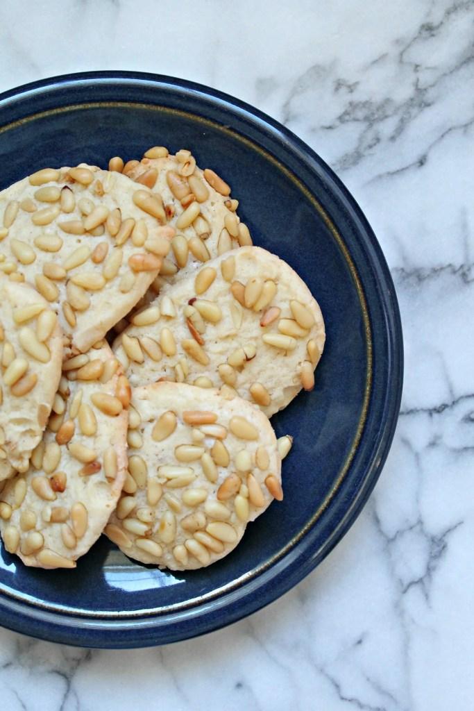 Italian Pine Nut Cookies recipe
