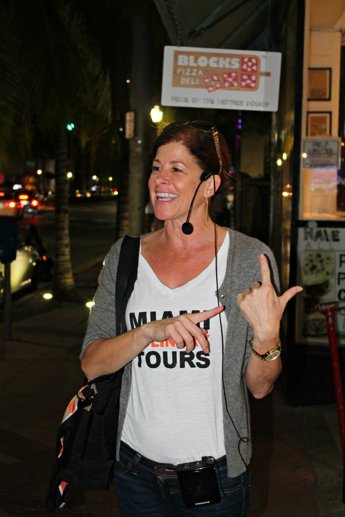 Miami Culinary Tours - Lisa Tour Guide