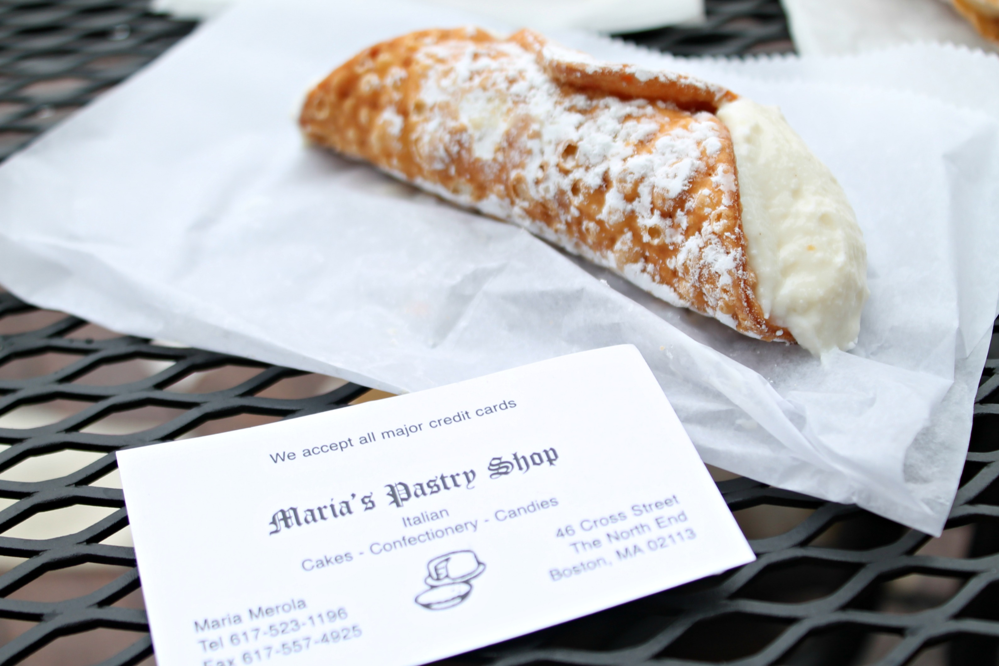 Discovering the Best Cannoli in Boston\'s North End