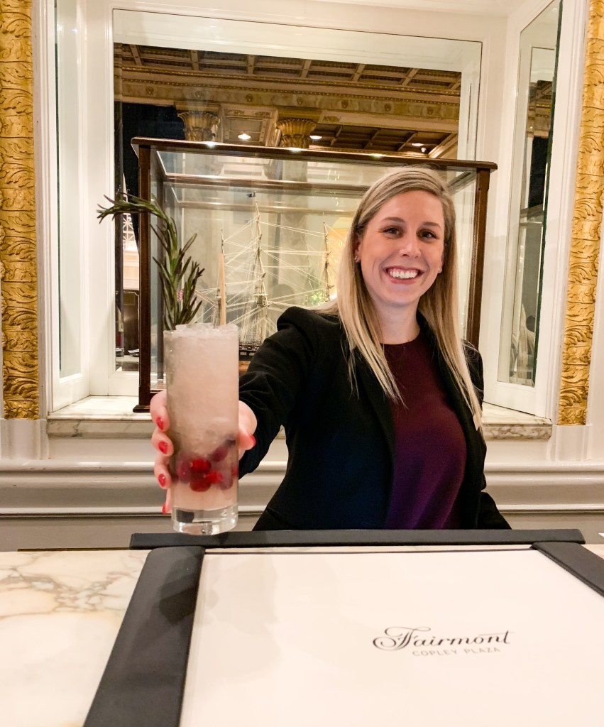 Fairmont Copley Winter Mocktail 2018-9