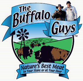 Logo for The Buffalo Guys - Makers of delicious buffalo sausage!