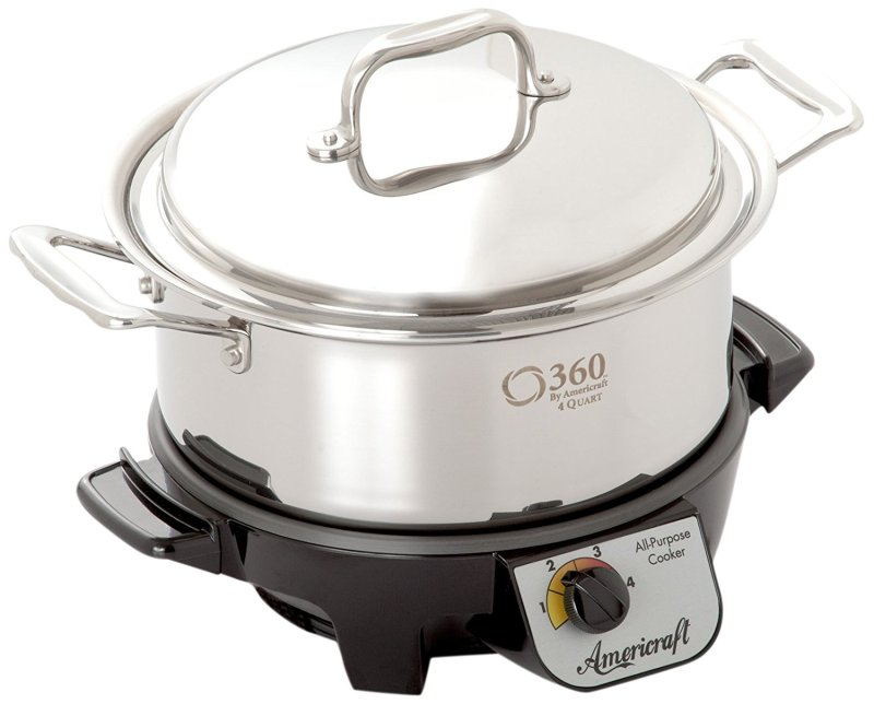 Large Of All Clad Slow Cooker