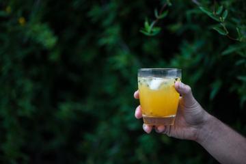 Passionfruit Cordial - Cook Republic