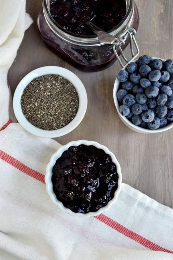 Blueberry Chia Jam