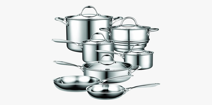Cooks Standard NC-00232, 12-Piece  Cookware Set Review