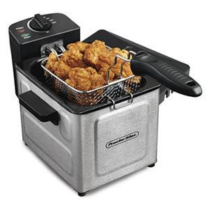Proctor Silex (35041) Professional-Style Electric Deep Fryer