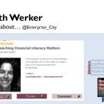 Beth Werker: Teaching Financial Literacy with Enterprise City