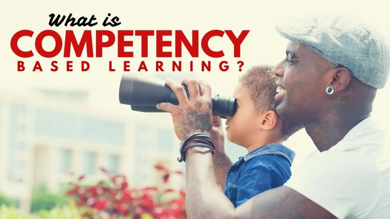 What is competency based learning?