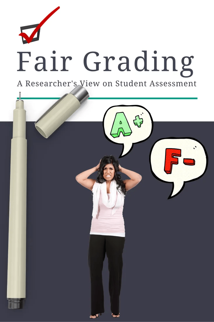 Fair Grades, Dropping Grades, Grading Versus Knowledge