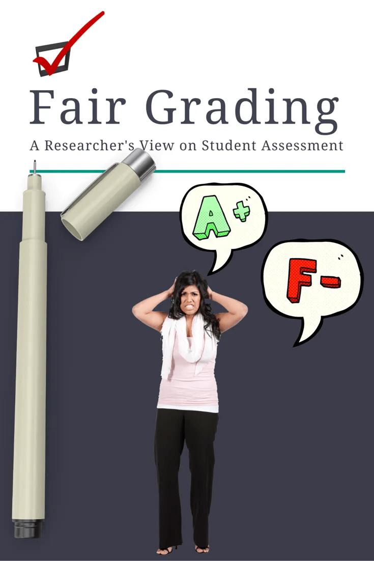 My professor is grading me unfairly??