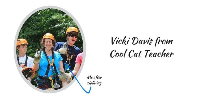 Vicki Davis from Cool Cat Teacher (1)