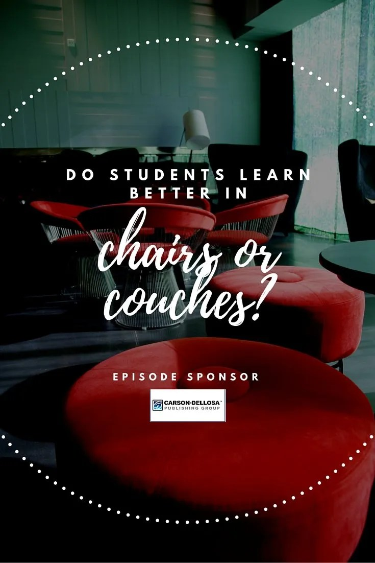 Do Students Learn Better in Chairs or Couches?