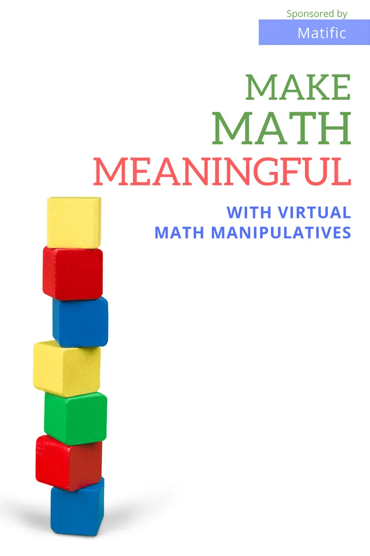 Making Math Meaningful with Virtual Math Manipulatives