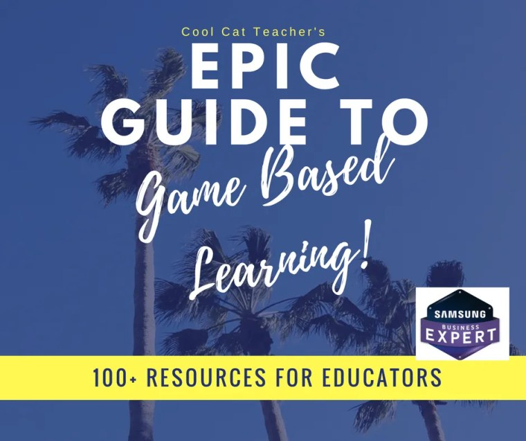 epic guide to game based learning in the classroom