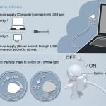 USB-Astronaut-Instruction
