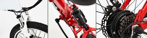 MATE-E-Bike-Details