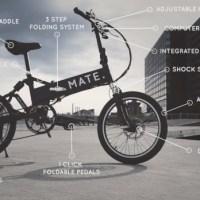 Ein dänisches E-Bike zum Falten zu einem unschlagbaren Preis