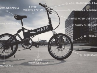 MATE-Klapprad-E-Bike