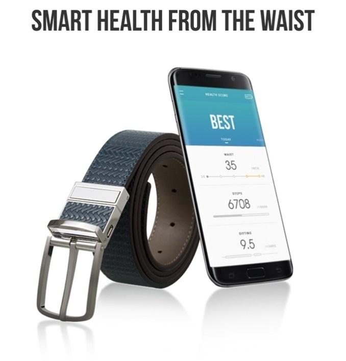 Welt-Smart-Belt-Wearable-Smarter-Gürtel