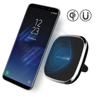 nillkin-Smartphone-drahtloses-Ladegerät-Auto-KFZ-Qi-wireless