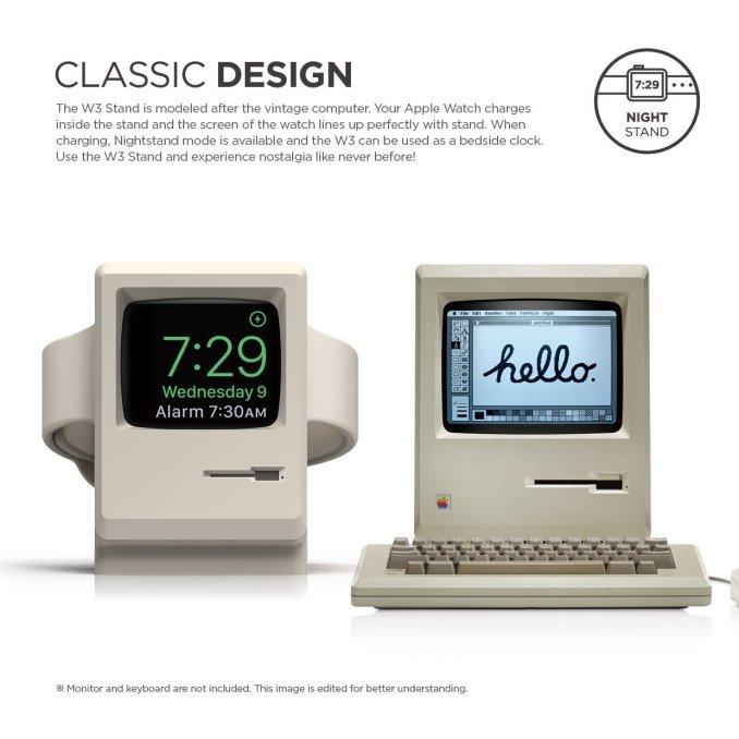 Apple-Watch-Zubehör-Stand-Halter-Smartwatch-Mac-Macintosh