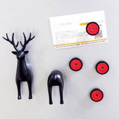 Kühlschrank-Magnet-Hirsch-fridge-deer