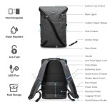 UNO II-Backpack-Rucksack-Urban-Business-USB-Specs