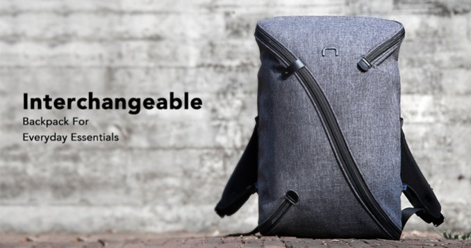 UNO II-Backpack-Rucksack-Urban-Business-USB