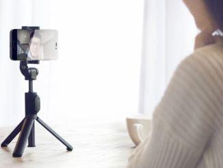 Xiaomi-Selfie-Stick-Tripod-Stativ-Bluetooh-Fernbedienung-3
