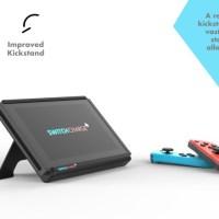 SwitchCharge - Powerbank und Halter für die Nintendo Switch